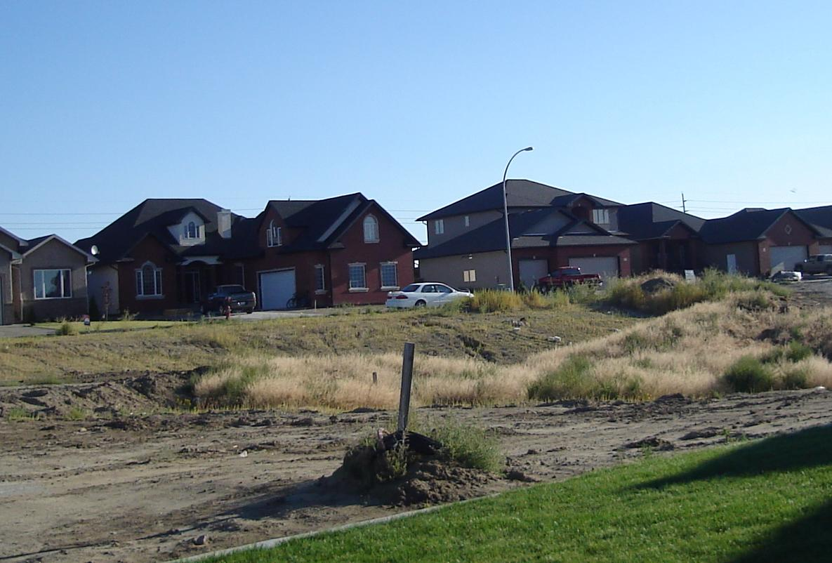 Cypress County Housing Development