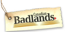 Canadian Badlands Website